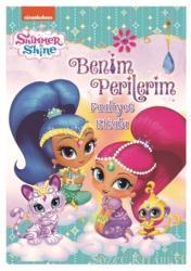 Shimmer and Shine - Benim Perilerim Faaliyet Kitabı