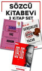 Sözcü Kitabevi 3 Kitap Set