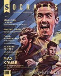 Socrates - Die Besten Storys Schreibt Der Sport: Oktober 2019 (Almanca)