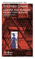 Sokak Kızı Maggie Bir New York Hikayesi