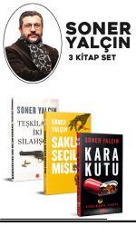 Soner Yalçın 3 Kitap Set
