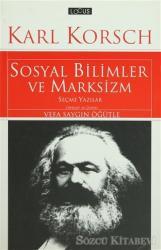 Sosyal Bilimler ve Marksizm Seçme Yazılar
