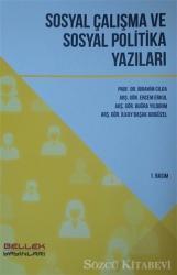 Sosyal Çalışma ve Sosyal Politika Yazıları