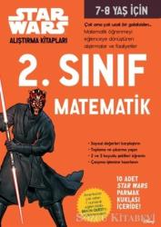 Starwars Alıştırma Kitapları 2. Sınıf Matematik