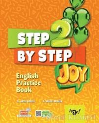 Step By Step Joy 2. Sınıf English Practice Book
