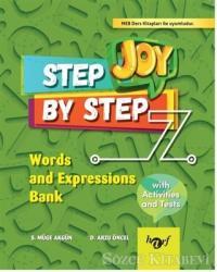 Step By Step Joy 7.Sınıf Words and Expressions Bank