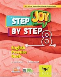 Step By Step Joy 8. Sınıf English Practice Book