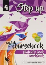 Step Up Coursebook Sb+Wb 4 With Audio Cd / Blackswan