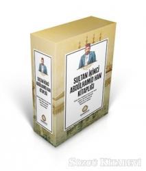 Sultan İkinci Abdülhamid Han Kitaplığı (4 Kitap Set)