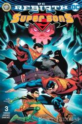 Super Sons Sayı 3 (DC Rebirth)