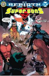 Super Sons Sayı 6 ( DC Rebirth )