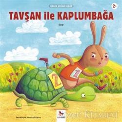 Tavşan ile Kaplumbağa - Minikler İçin Ünlü Eserler