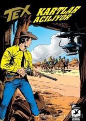 Kartlar Açılıyor - Tex Klasik Serisi 36