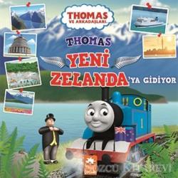 Thomas Yeni Zelanda'ya Gidiyor - Thomas ve Arkadaşları