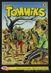 Tommiks (Renkli) Nostaljik Seri Sayı: 5