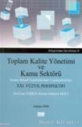 Toplam Kalite Yönetimi ve Kamu Sektörü