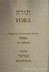 Tora ve Aftara Bamidbar 4. Kitap