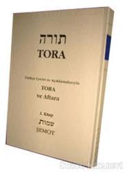 Tora ve Aftara Şemot 2. Kitap