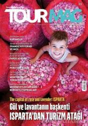 TOURMAG Turizm Dergisi Sayı: 19 Temmuz-Ağustos-Eylül 2019