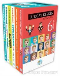 Turgay Keskin Gelişim Kitapları Seti (6 Kitap Takım)