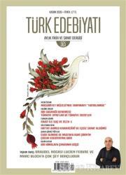 Türk Edebiyatı Dergisi Sayı: 565 Kasım 2020