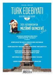 Türk Edebiyatı Dergisi Sayı: 575 Eylül 2021