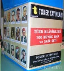 Türk Klasikleri 100 Büyük Edip ve Şair Seti