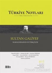 Türkiye Notları Dergisi Sayı 15