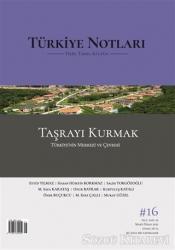 Türkiye Notları Dergisi Sayı 16