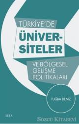 Türkiye'de Üniversiteler ve Bölgesel Gelişme Politikaları
