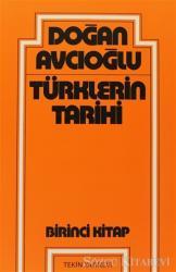 Türklerin Tarihi 1. Kitap
