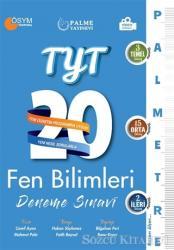 2021 TYT Fen Bilimleri 20 Deneme Sınavı