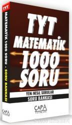 TYT Matematik 1000 Soru Yeni Nesil Sorular - Soru Bankası