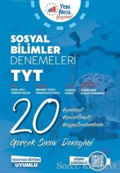 2021 TYT Sosyal Bilimler 20 Deneme Sınavı