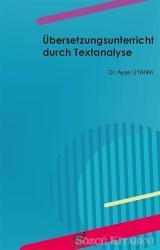 Übersetzungsunterricht Durch Textanalyse
