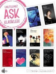 Unutulmaz Aşk Klasikleri Seti (10 Kitap Takım)