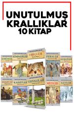 Unutulmuş Krallıklar (10 Kitap Set)
