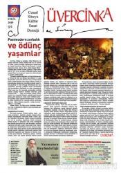 Üvercinka Dergisi Sayı: 59 Eylül 2019