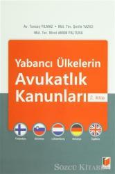 Yabancı Ülkelerin Avukatlık Kanunları: 2. Kitap