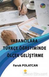 Yabancılara Türkçe Öğretiminde Ölçek Geliştirme