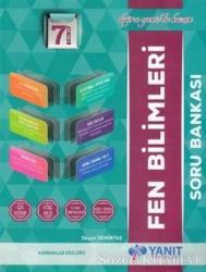 Yanıt 7. Sınıf Fen Bilimleri Soru Bankası