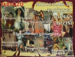 Yeryüzü Mitolojik ve Tarihsel Roman Dizisi (15 Kitap Takım) - (CD'li)