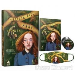 Yeşilin Kızı Anne 2 - Avonlea (Defter, Rozet, Maske Hediyeli)