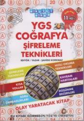 YGS Coğrafya Şifreleme Teknikleri 2013