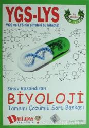 YGS-LYS Biyoloji Konu Özetli Öğreten Soru Bankası