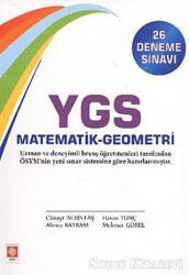 YGS Matematik-Geometri (26 Deneme Sınavı)