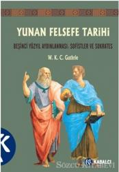 Yunan Felsefe Tarihi 3. Cilt
