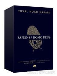 Yuval Noah Harari: Sapiens - Homo Deus (2 Kitap Takım)