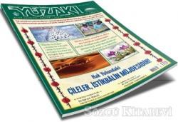 Yüzakı Aylık Edebiyat, Kültür, Sanat, Tarih ve Toplum Dergisi Sayı: 170 Nisan 2019
