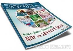 Yüzakı Aylık Edebiyat, Kültür, Sanat, Tarih ve Toplum Dergisi Sayı: 189 Kasım 2020